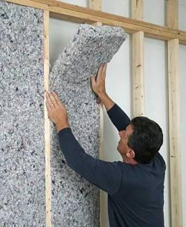 Межкомнатная шумоизоляция стен своими руками