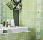 Классный дизайн керамической плитки в ванной