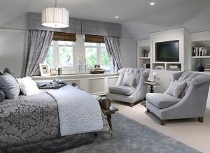 Дизайн спальни собственными силами