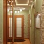 Модный дизайн коридора в квартире