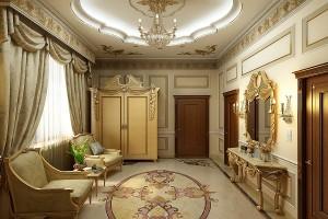 Дизайн элитных квартир