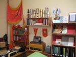 Оформление пионерской комнаты
