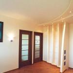 Устройство подвесных потолков из гипсокартона