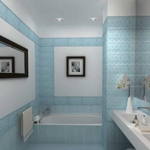 варианты выкладки плитки в ванной фото
