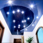 Как делать навесные потолки