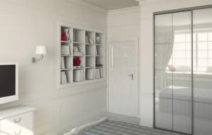 Дизайн интерьера 1 комнатной квартиры