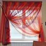 Дизайн штор для спальни фото