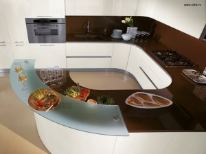 Кухни угловые дизайн