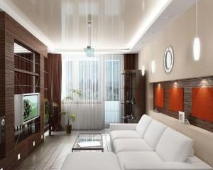 Дизайн гостиных комнат - фото