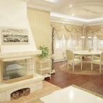 Дизайн квартир в классическом стиле