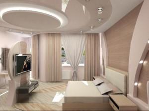 Дизайн спальни - фотографии