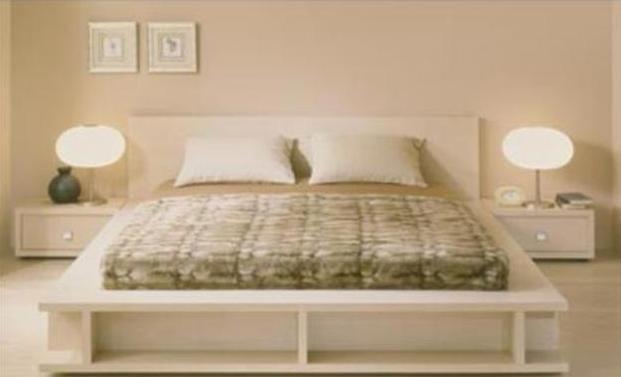 Дизайн спальни в хрущевке - фото