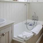 Дизайн ванной комнаты пластиковыми панелями